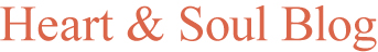 Heart and Soul Blog logo