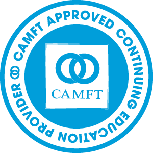 CAMFT Approved Continuing Education Provider